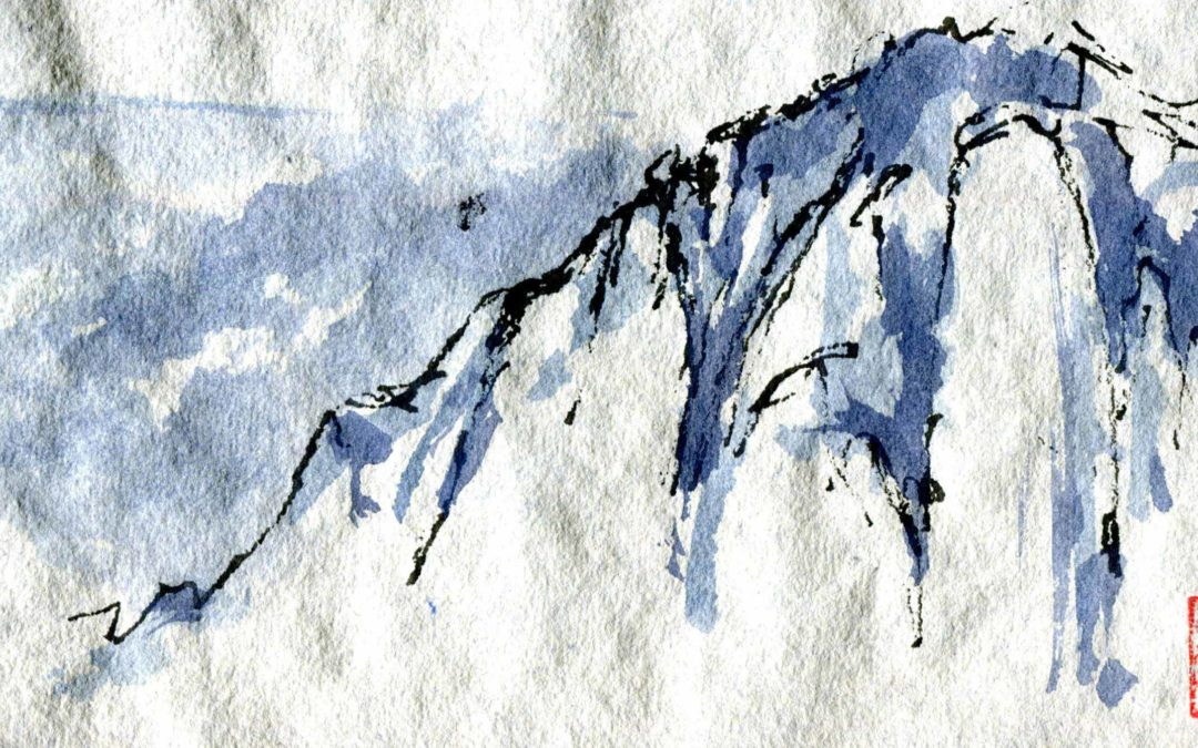 Chine – Monts Jaunes